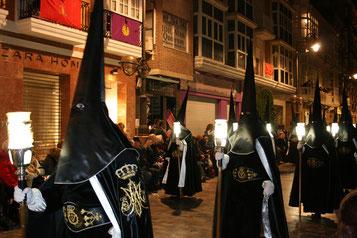 Procession en Espagne