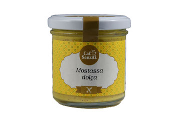 Mostaza dulce  140  gr