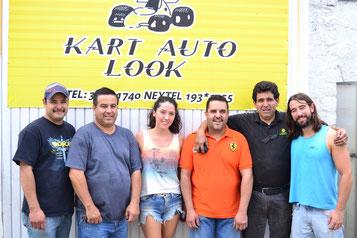 Con Iván Lomelí y su equipo quienes se encargaron de que la Zaigua estuviese en óptimas condiciones para el viaje