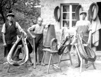 Handwerk in Flehingen: Sattlerei Ruppert Dörner