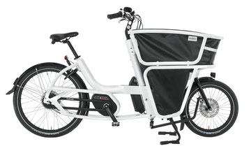Urban Arrow Lasten / Cargo e-Bike Shorty 2018