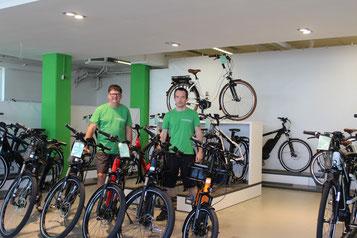 Großes Zeitungsporträt über die e-motion e-Bike Welt Göppingen
