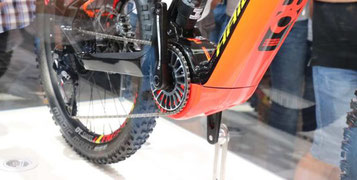 TQ e-Bike Antrieb: Hohe Leistungsfähigkeit bei starken Anstiegen