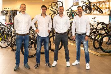 Nutzen Sie die professionelle e-Bike Kaufberatung beim e-Bike Experten in Nürnberg West