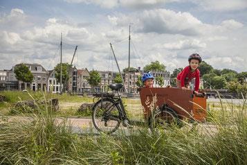 Jetzt Babboe Lasten e-Bikes in der e-motion e-Bike Welt Bochum probefahren!