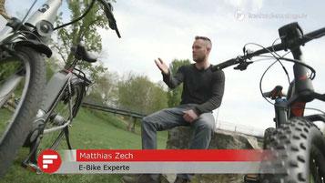 Die e-Bike Experten aus Nürnberg im Frankenfernsehen
