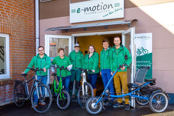 emotion e-Bike Premium Shop Hamburg