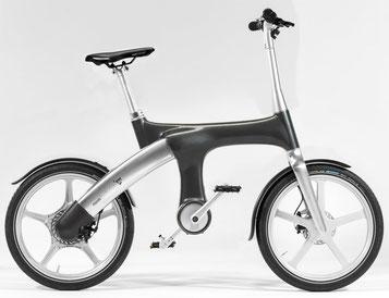 Die verschiedenen Modelle von Falt- oder Kompakt e-Bikes können Sie sich im Shop in Tuttlingen ansehen.