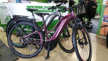 e-Bikes für Frauen: Das neue LIV Amiti-E+ LTD