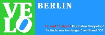 e-motion ist dieses Jahr wieder auf der Velo Berlin