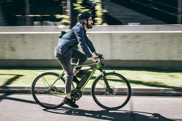 In der e-motion e-Bike Welt Nürnberg Ost finden Sie Premium e-Bikes