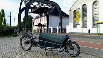 Lasten e-Bikes leihen mit der Riese & Müller Rent Option