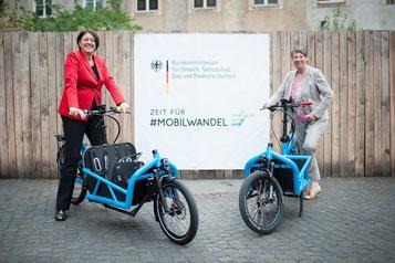 Lasten e-Bikes für Berlin