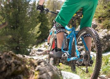 Der Bosch e-MTB Modus ermöglicht es dem Fahrer sich besser auf den Trail zu konzentrieren