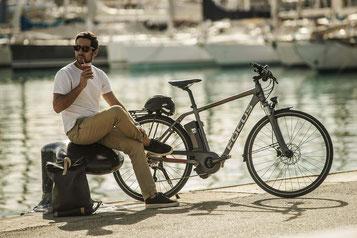 Testen Sie das umfassende e-Bike Marken Sortiment in der e-motion e-Bike Welt Ahrensburg