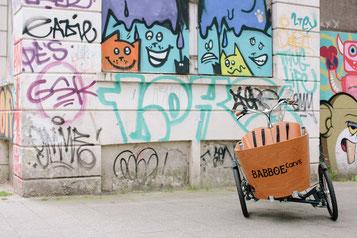 Lastenradförderung in Wiesbaden