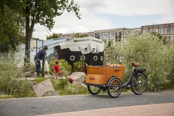 Lasten e-Bikes und Speed-Pedelecs probefahren, vergleichen und kaufen in der e-motion e-Bike Welt in Fuchstal