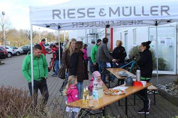e-Bike Saisonstart in Velbert