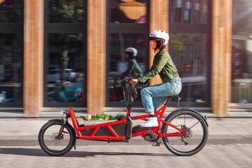 Lasten e-Bikes: Die schnellere und günstigere Alternative in der Stadt