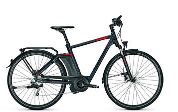 Raleigh e-Bikes und Pedelecs in der e-motion e-Bike Welt in Düsseldorf