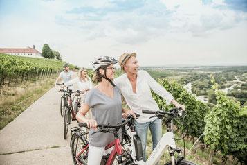 Bergfahrten und Steigungen mit dem e-Bike sind deutlich einfacher, schneller und entspannter, als mit einem Fahrrad ohne Elektromotor