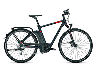 Raleigh e-Bikes und Pedelecs in der e-motion e-Bike Welt in Hamburg