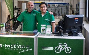 Professioneller Werkstatt Service für Ihr e-Bike in Hamm
