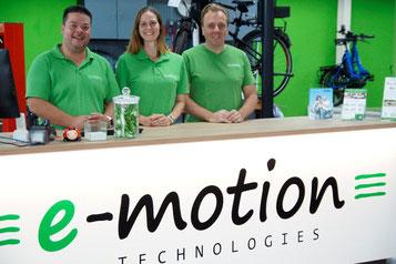 Neue Öffnungszeiten in der e-motion e-Bike Welt Lübeck