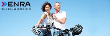 e-Bike gegen Diebstahl sichern mit der ENRA e-Bike Versicherung