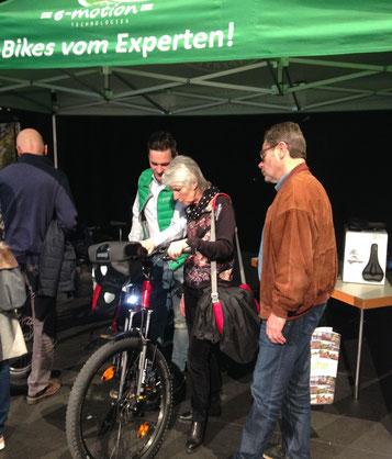 1. ADFC Rad- und Reisemesse in Karlsruhe