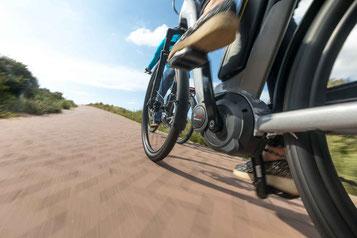 Warum ein e-Bike ideal zum Abnehmen ist