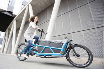 Lasten e-Bike: Sichern Sie Ihre Kaufprämie bis zu 2000€