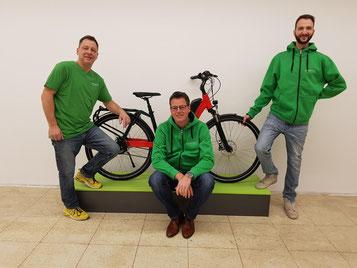 Nutzen Sie unsere professionelle e-Bike Kaufberatung