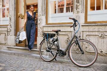 Gründe für den Kauf eines e-Bikes