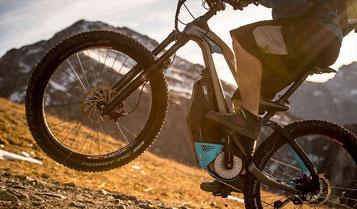 e-Bikes von M1 gibt es im e-motion e-Bike Shop Harz