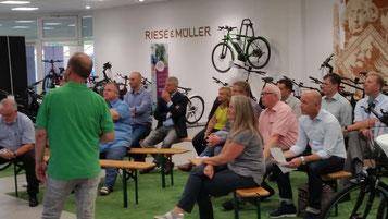 Großes Interesse an e-Bike Leasing