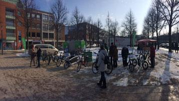 Verkaufsoffener Sonntag im Zeichen der Elektromobilität mit e-Bikes aus der e-motion e-Bike Welt Ahrensburg