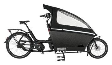 Urban Arrow Lasten / Cargo e-Bike Family 2018