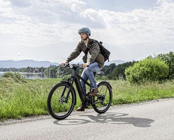 Ein Arbeitsweg ohne Stau oder Bahnverspätungen – mit Diensträdern ist es möglich!