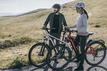 Informieren Sie sich bei unseren e-Bike Experten im Shop in Düsseldorf über Ihr Riese & Müller Traum e-Bike!