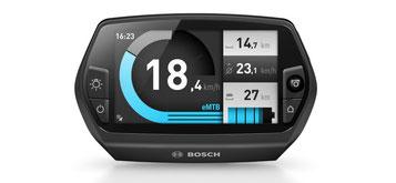 Das Bosch Nyon Display gilt als Premium Bordcomputer