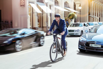 e-Bike Zulassung für ein S-Pedelec