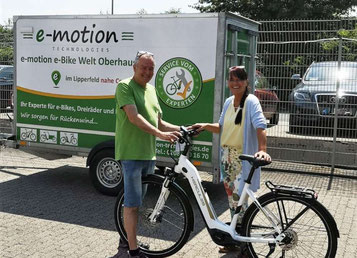 e-Bike Leasing bei Kodi