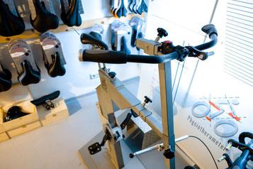 Nutzen Sie unseren e-Bike Ergonomie Service