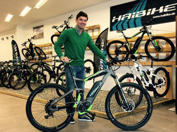 Haibike Modelle 2017 bei e-motion in NÜrnberg West