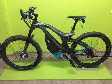 Das neue M1 Spitzing ist in unserer e-motion e-Bike Welt Münster eingetroffen