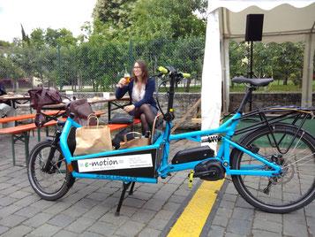 Festival der Künste mit e-motion e-Bike Welt Worms