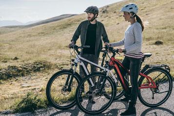 Riese & Müller e-Bikes und Pedelecs in der e-motion e-Bike Welt in Sankt Wendel