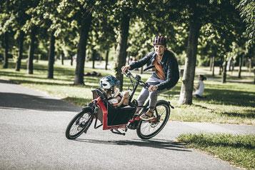 Vielfältiges Sortiment an Lasten e-Bikes in Schleswig