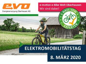 Elektromobilitätstage in Oberhausen